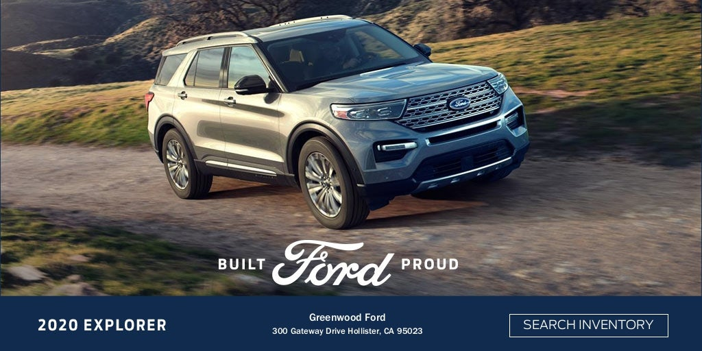 Ford Dealership Near Me >> Ford Dealer In Hollister Ca Used Cars Hollister